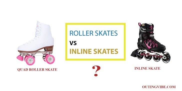 roller skates vs inline skates