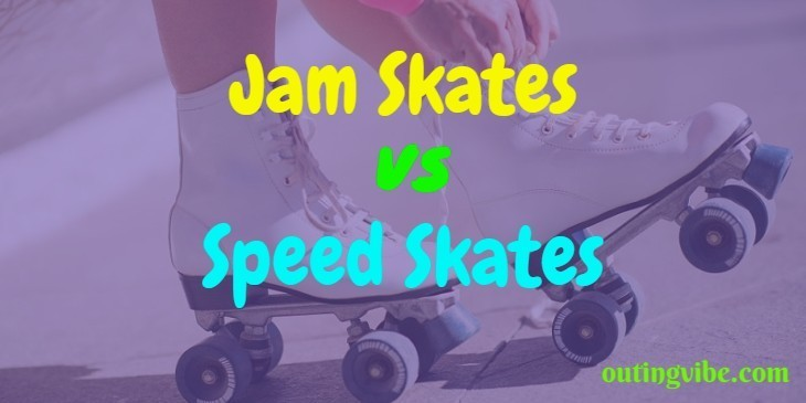 Jam Skates Vs Speed Skates